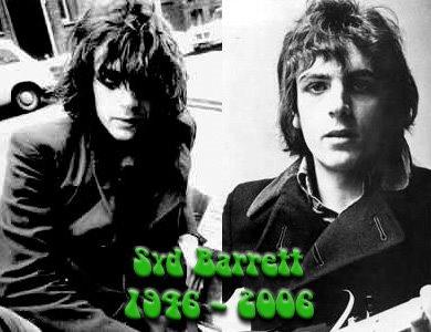 Syd Barrett, RIP